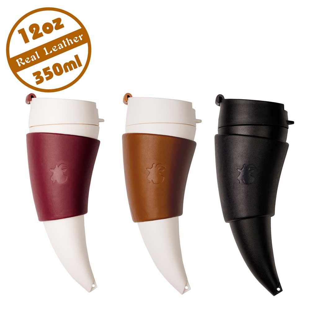 GOAT STORY|Goat Mug 真皮款山羊角咖啡杯 12oz / 350ml(任選2件)