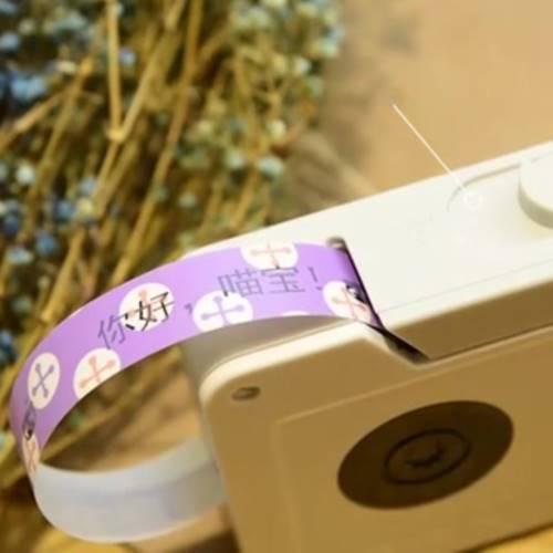 PAPERANG |  口袋列印小精靈-條條機 仿卡帶造型可攜式多國文字標籤印字機
