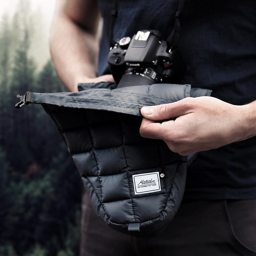 Matador|鬥牛士Camera Base Layer 相機防水保護包