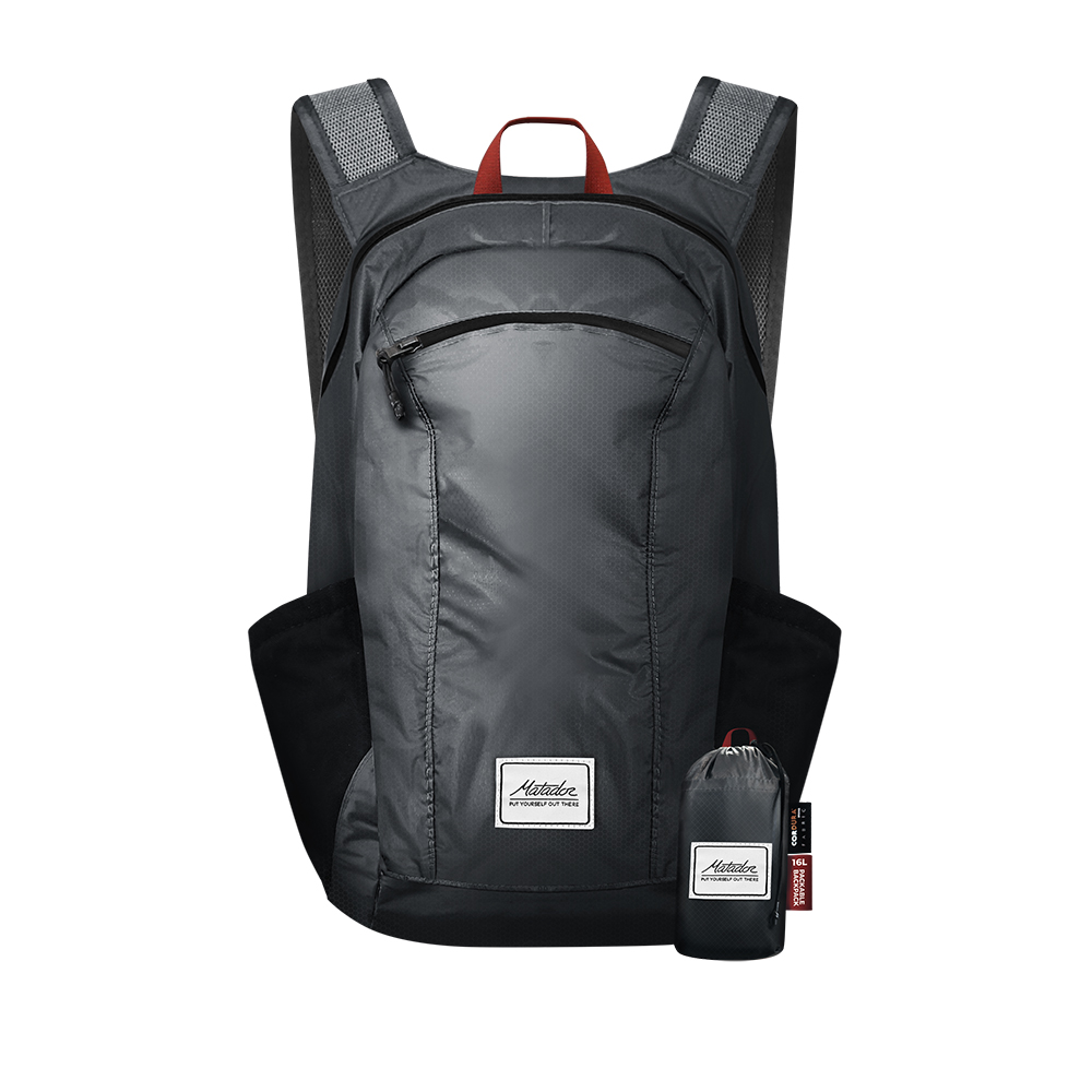Matador|DL16 Backpack 口袋型防水背包 - 灰色