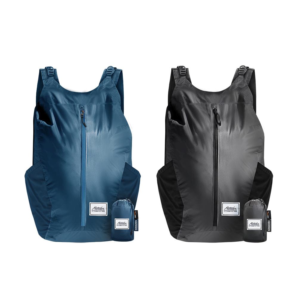 Matador|鬥牛士 FreeRain 24L 防水輕量背包 - 藍色