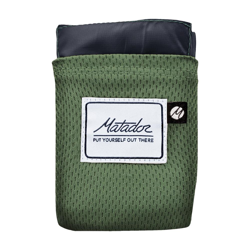 Matador|Pocket Blanket 口袋型野餐墊 - 綠色