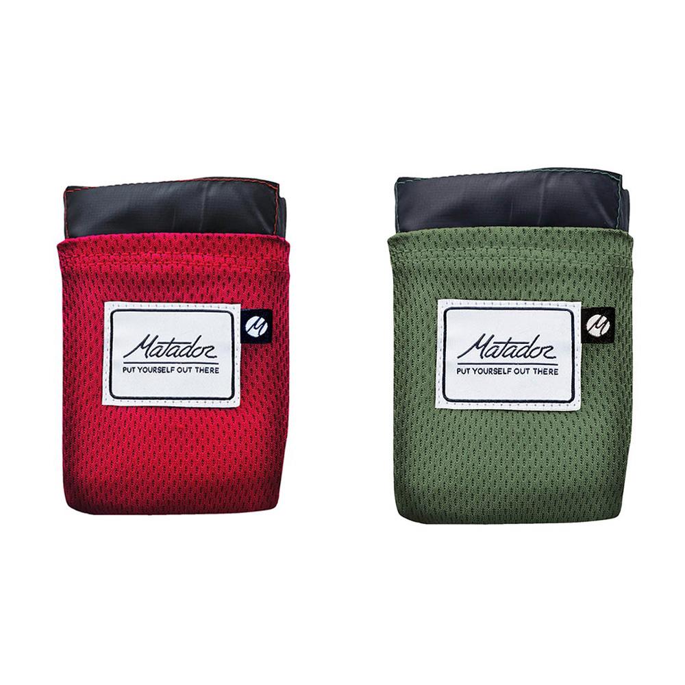 Matador Pocket Blanket 口袋型野餐墊 - 黑色
