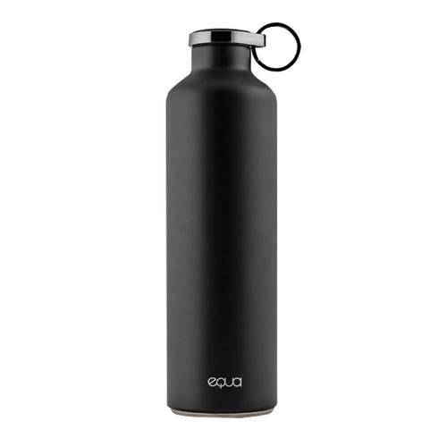 EQUA|歐洲極簡奢華保溫瓶(夜幕黑)