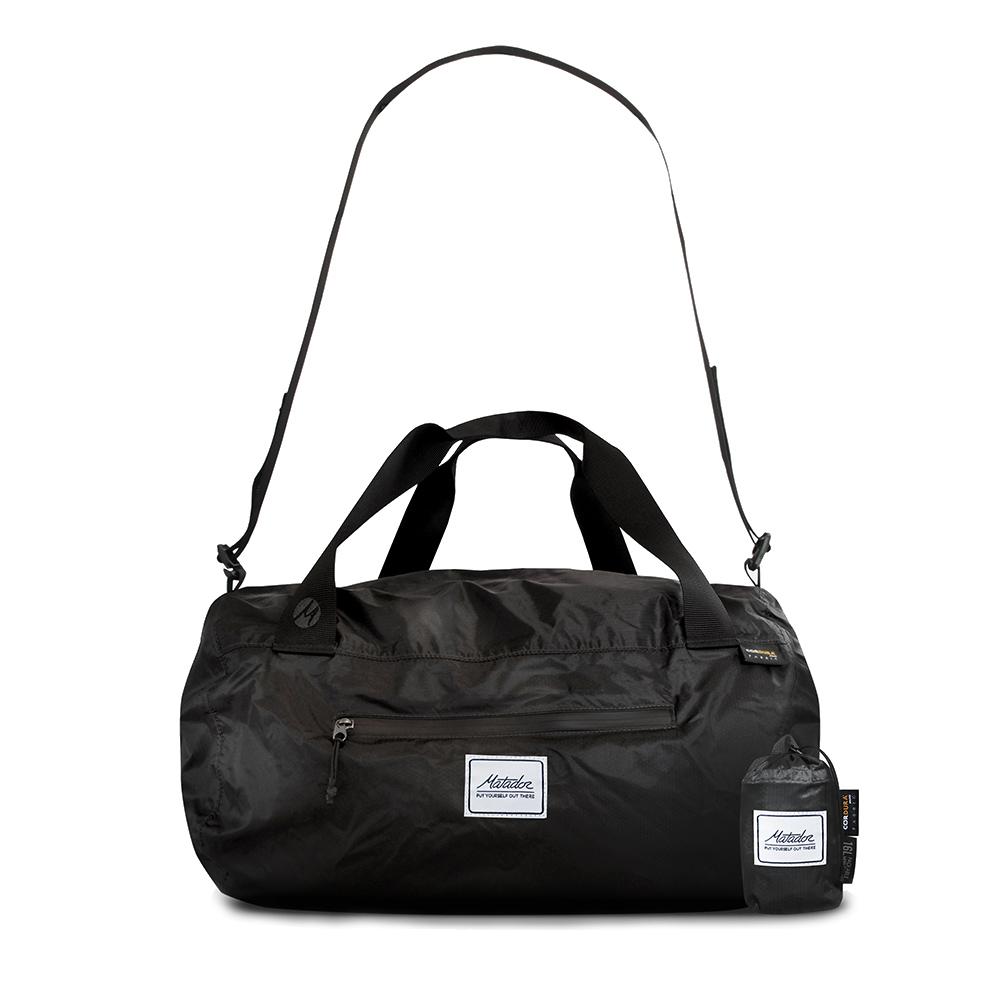 Matador|鬥牛士 Transit 16 Pocket Duffle 迷你摺疊側背旅行袋