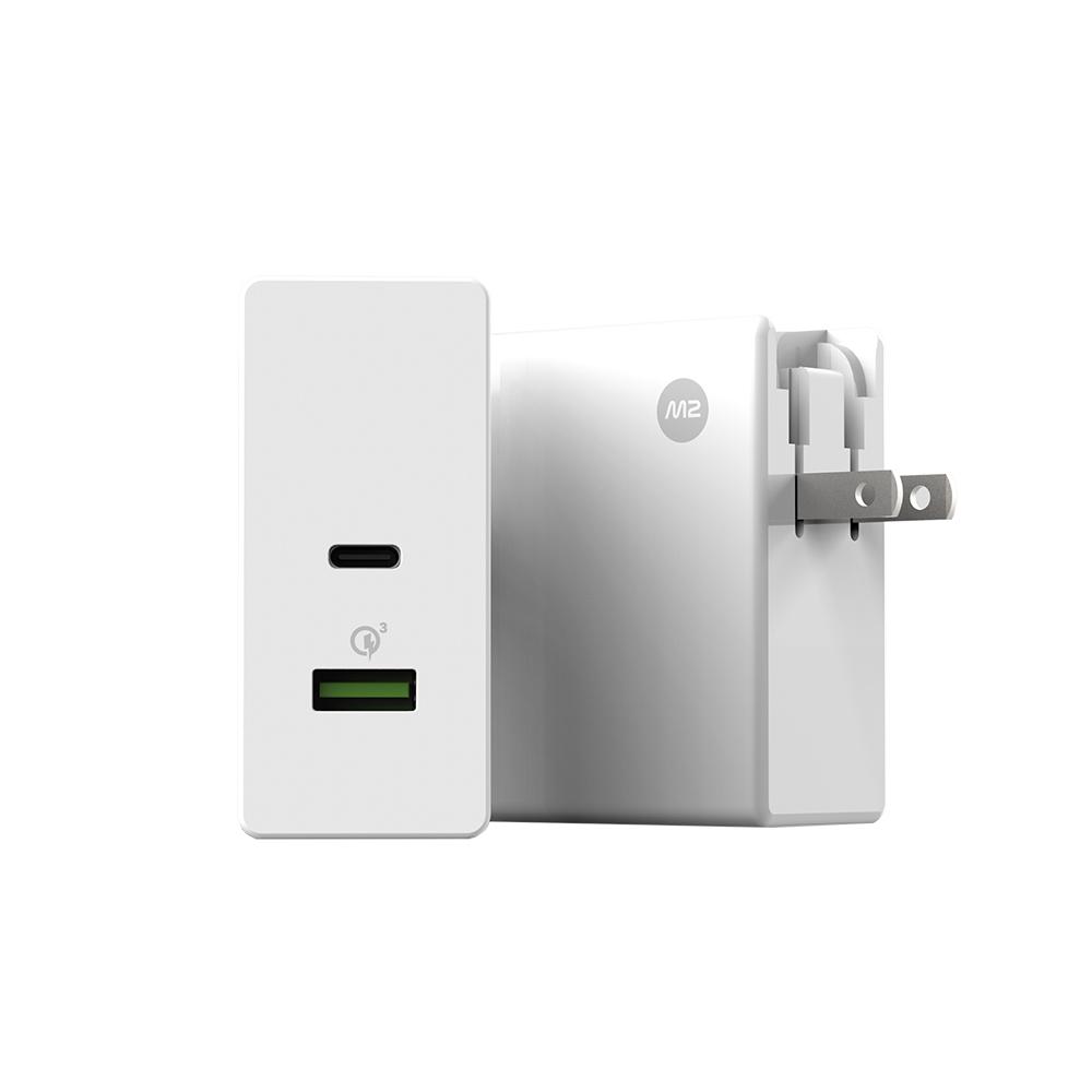 MONITORMATE|M2 Square USB-C 快充充電器