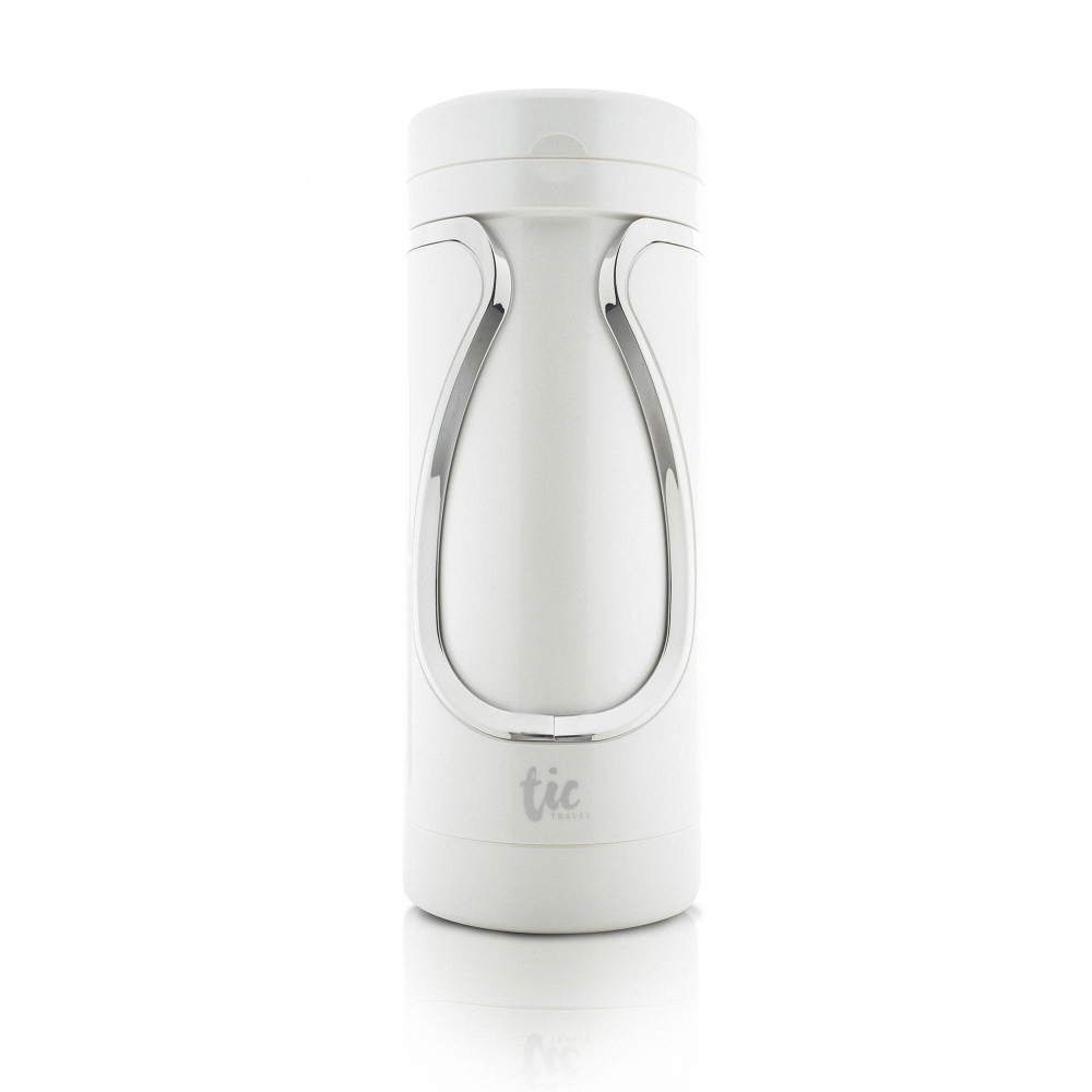 Tic design|旅行分裝收納瓶(保養組)- 珍珠白