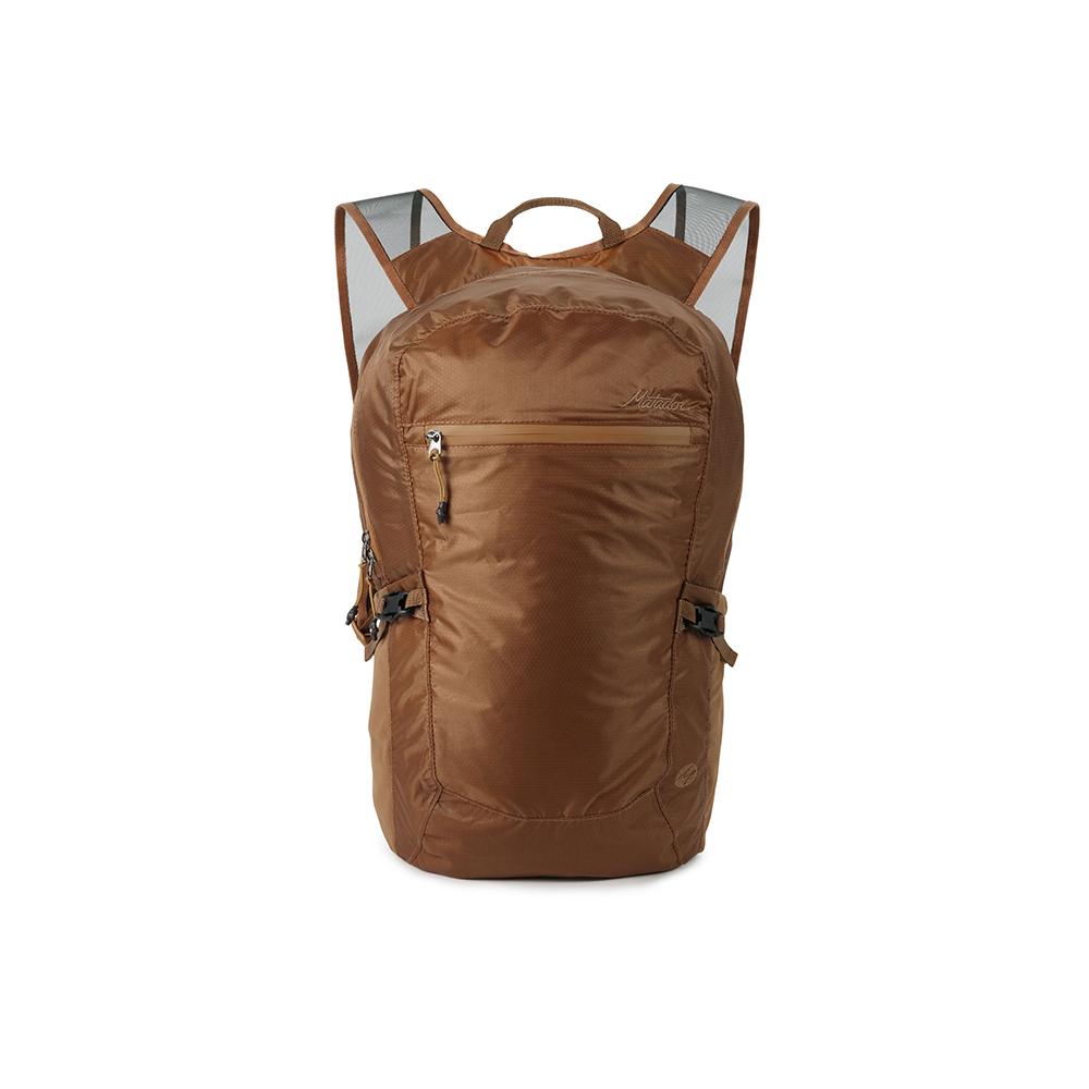 Matador|鬥牛士 Freefly 進階2.0款-16L 防水輕量背包-咖啡色