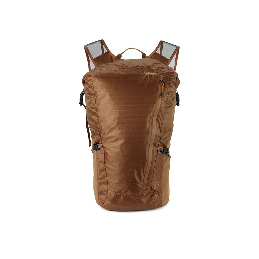 Matador 鬥牛士 FreeRain 進階2.0款- 24L防水輕量背包-咖啡色