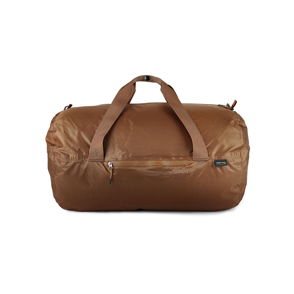 Matador|鬥牛士 Transit30 進階2.0款-30L防水摺疊旅行袋-咖啡色