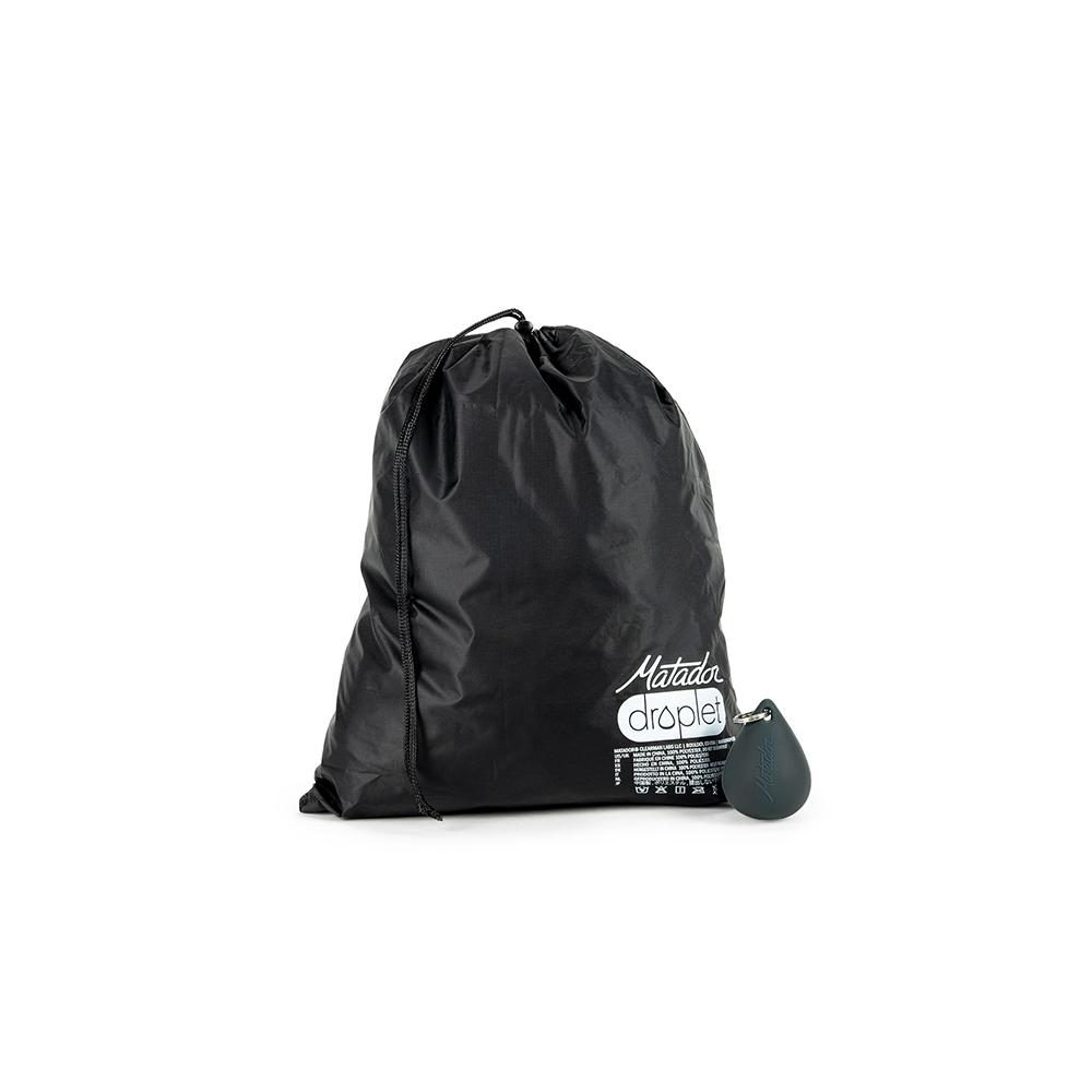 Matador|鬥牛士Droplet Wet Bag 水滴型防水袋-黑色