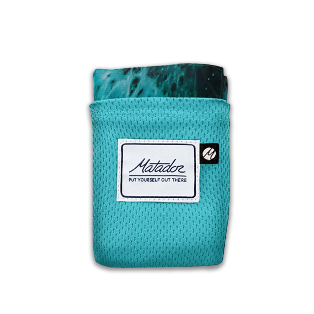 Matador|鬥牛士POCKET BLANKET口袋型野餐墊-海洋版