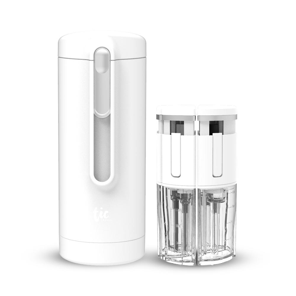 TIC DESIGN| 旅行分裝收納瓶 V2.0- 保養組精選套裝