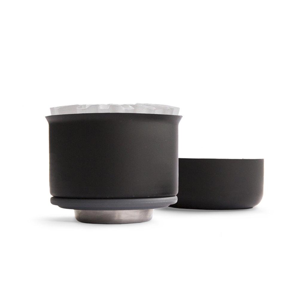 FELLOW|[X]Dripper Set 不鏽鋼雙層真空濾杯組(1-2人份)