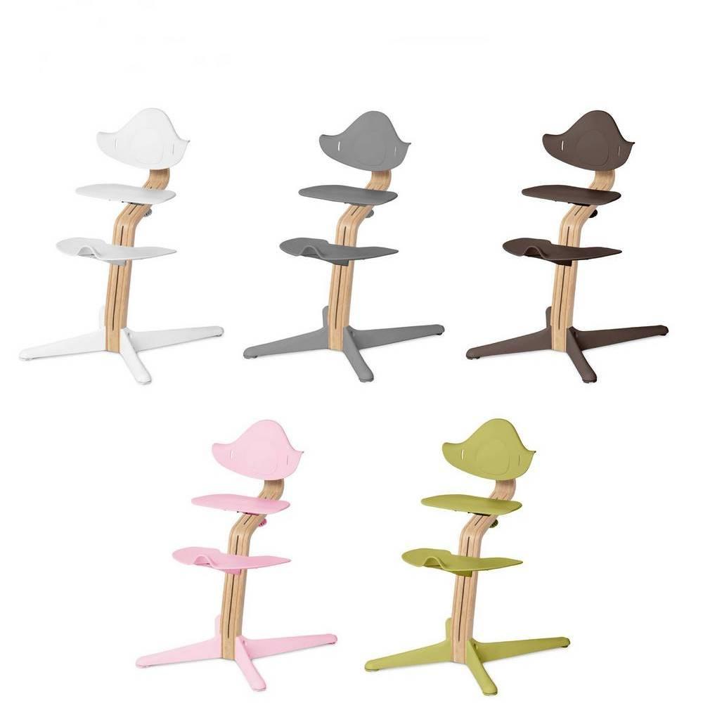 Nomi|丹麥多階段兒童成長學習調節椅餐椅經典組-5色可選