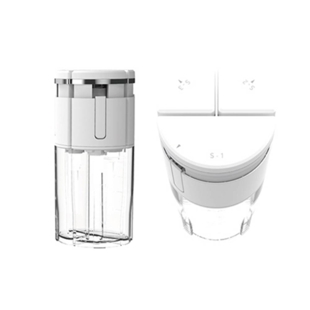 Tic Design|旅行分裝收納瓶 V2.0- 沐浴擴充組