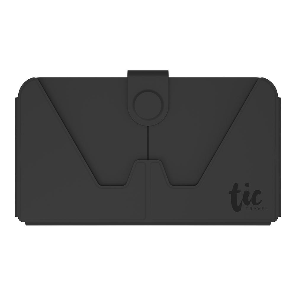 Tic Design|TIC HOLDER 超薄3合1 手機支架卡片口罩收納夾-10入組