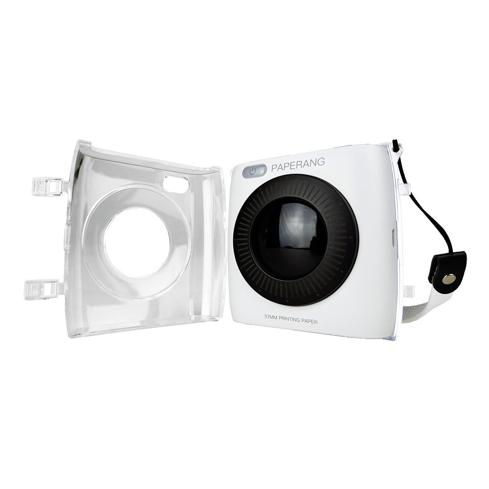 PAPERANG |  二代P2專用 口袋列印小精靈-喵喵機P2水晶保護殼