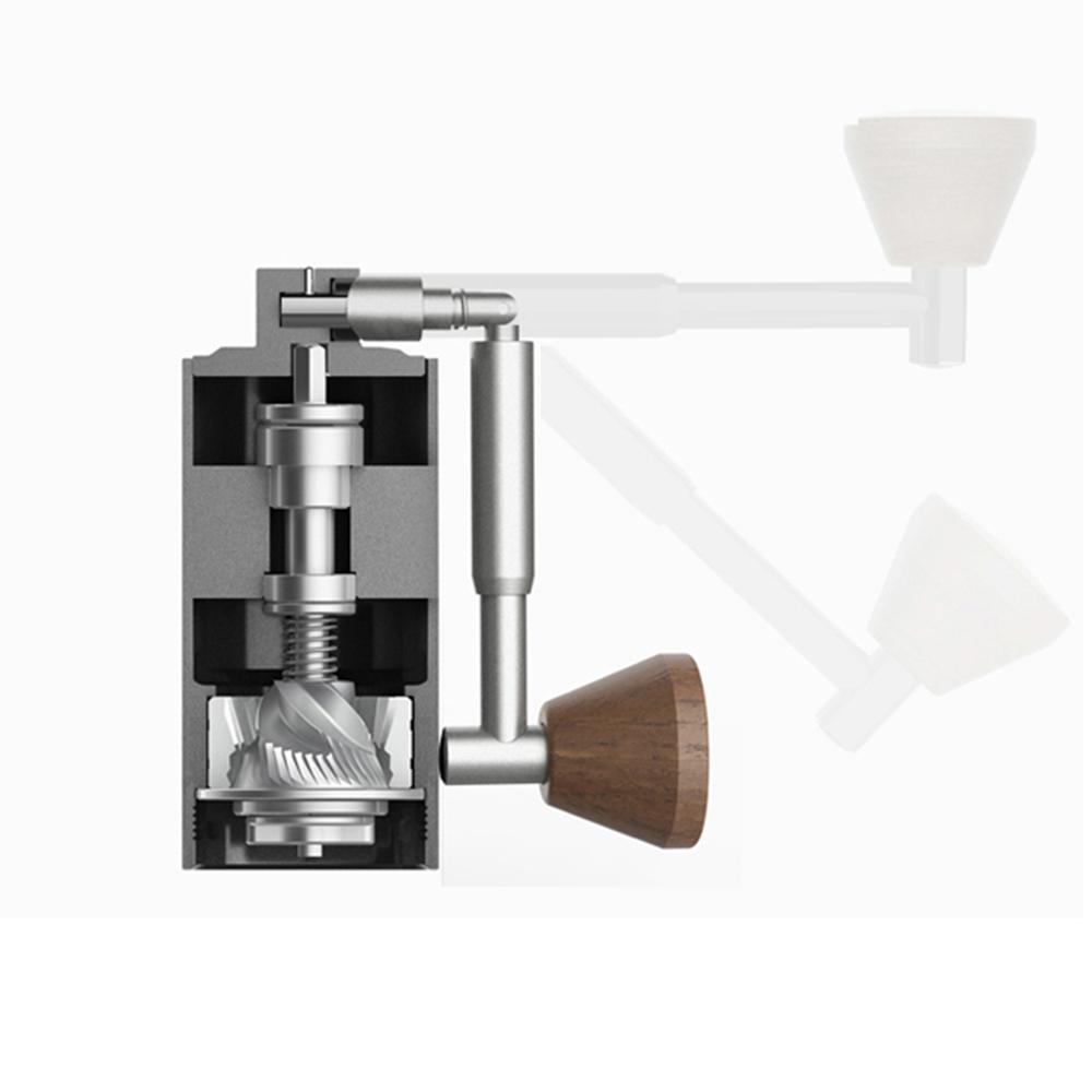 TIMEMORE|泰摩栗子NANO PLUS摺疊便攜式手搖磨豆機