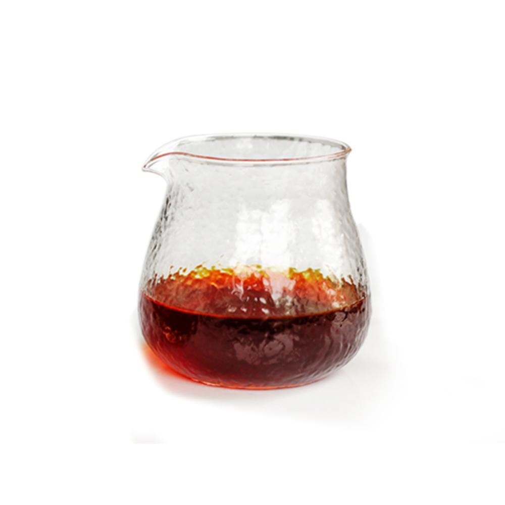 TIMEMORE 泰摩|錘目紋玻璃咖啡分享壺-無柄