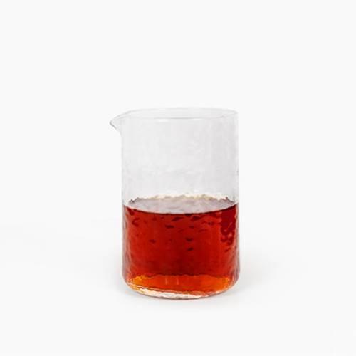 TIMEMORE 泰摩|錘目紋玻璃咖啡分享壺-直立無柄