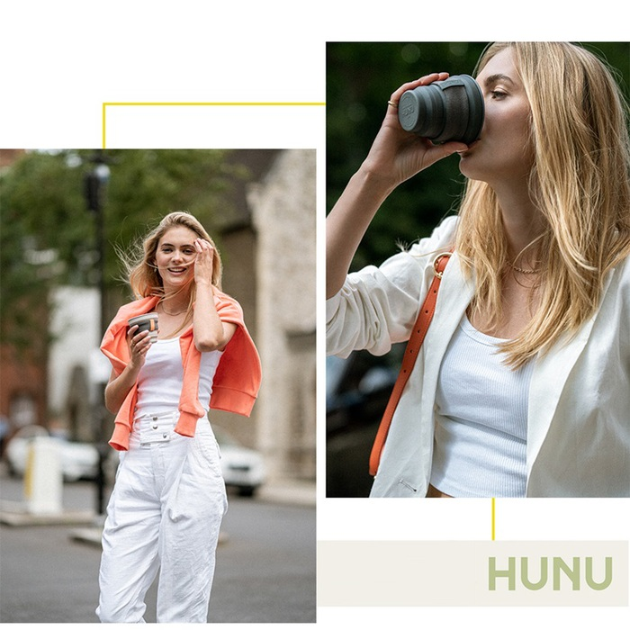 HUNU 環保摺疊口袋杯