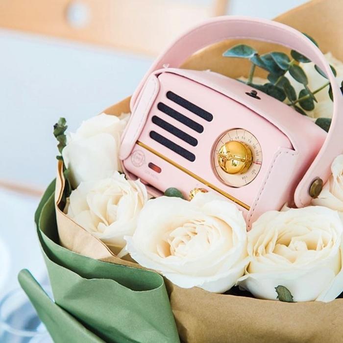 MUZEN|OTR 經典復刻藍牙音響收音機-原廠專用皮套+提背帶
