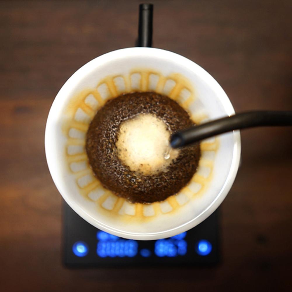 TIMEMORE 泰摩 淨白型咖啡濾紙-100張(00號方形濾紙)