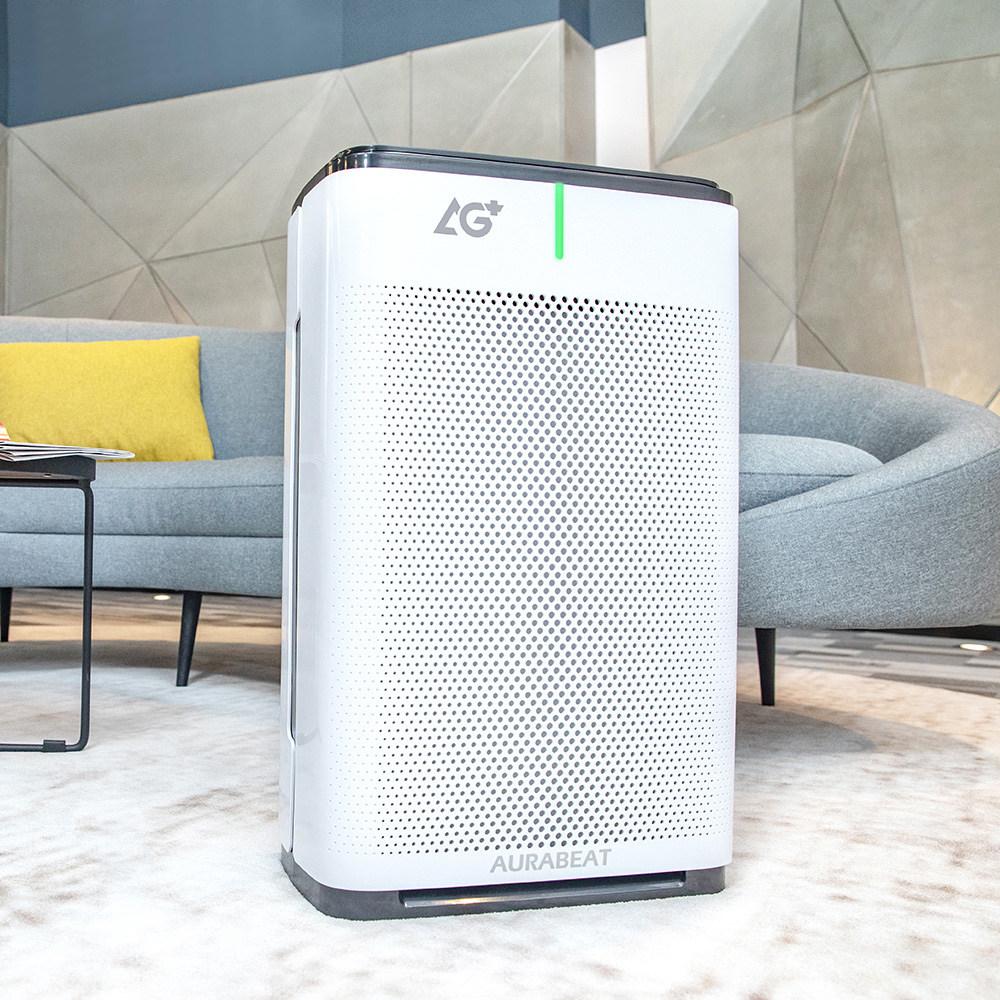AURABEAT|AG+銀離子空氣清淨機