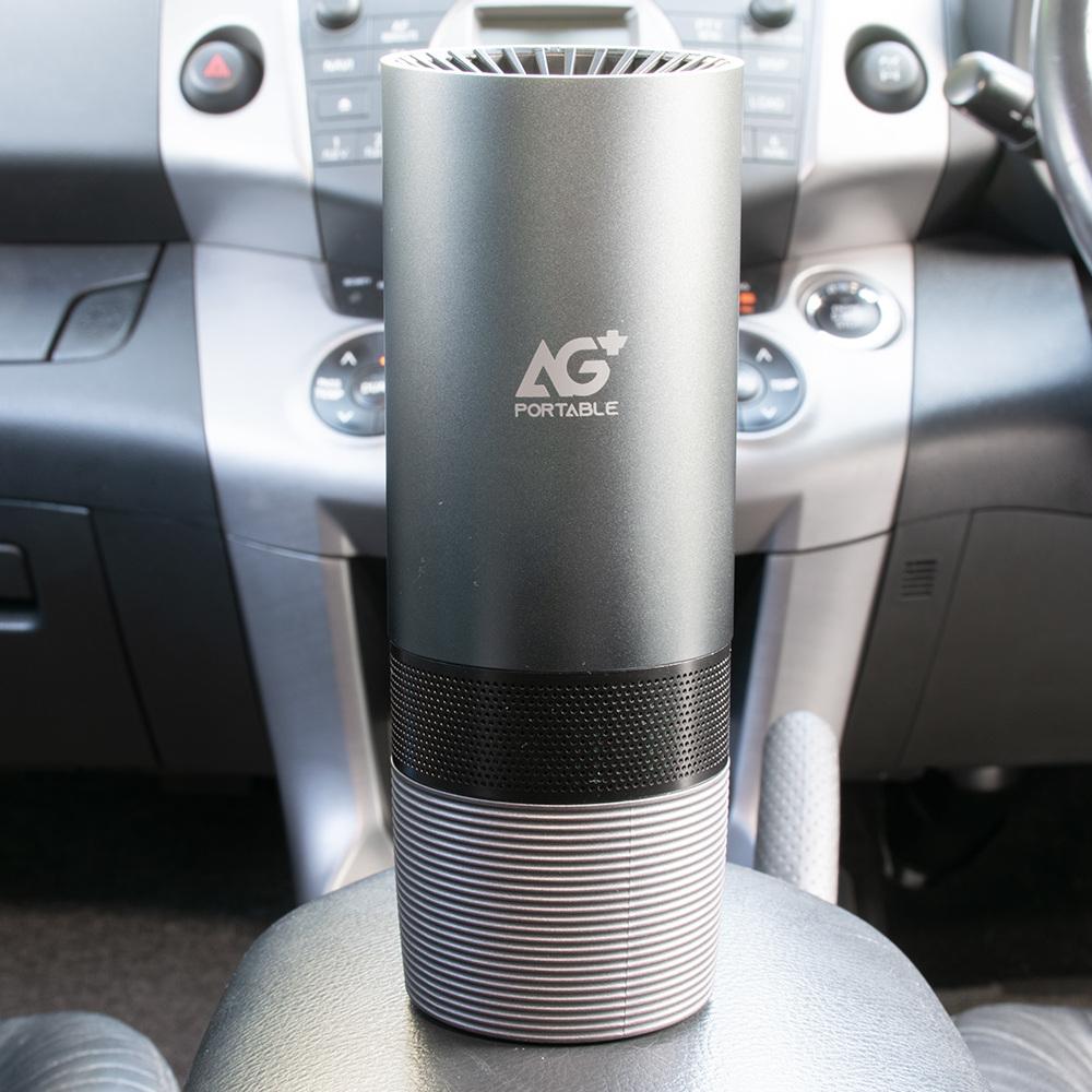 AURABEAT AG+銀離子車用隨身空氣清淨機