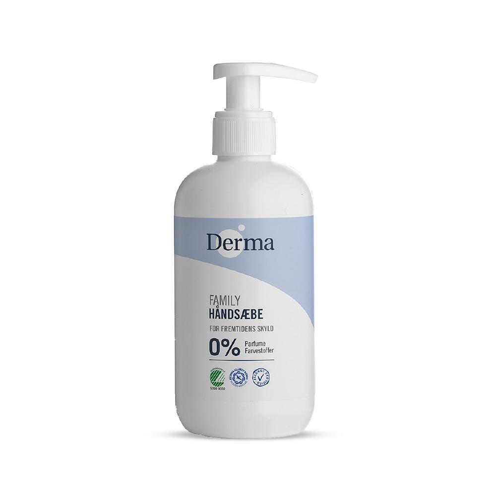 Derma|保濕洗手露 250 ml(單入)