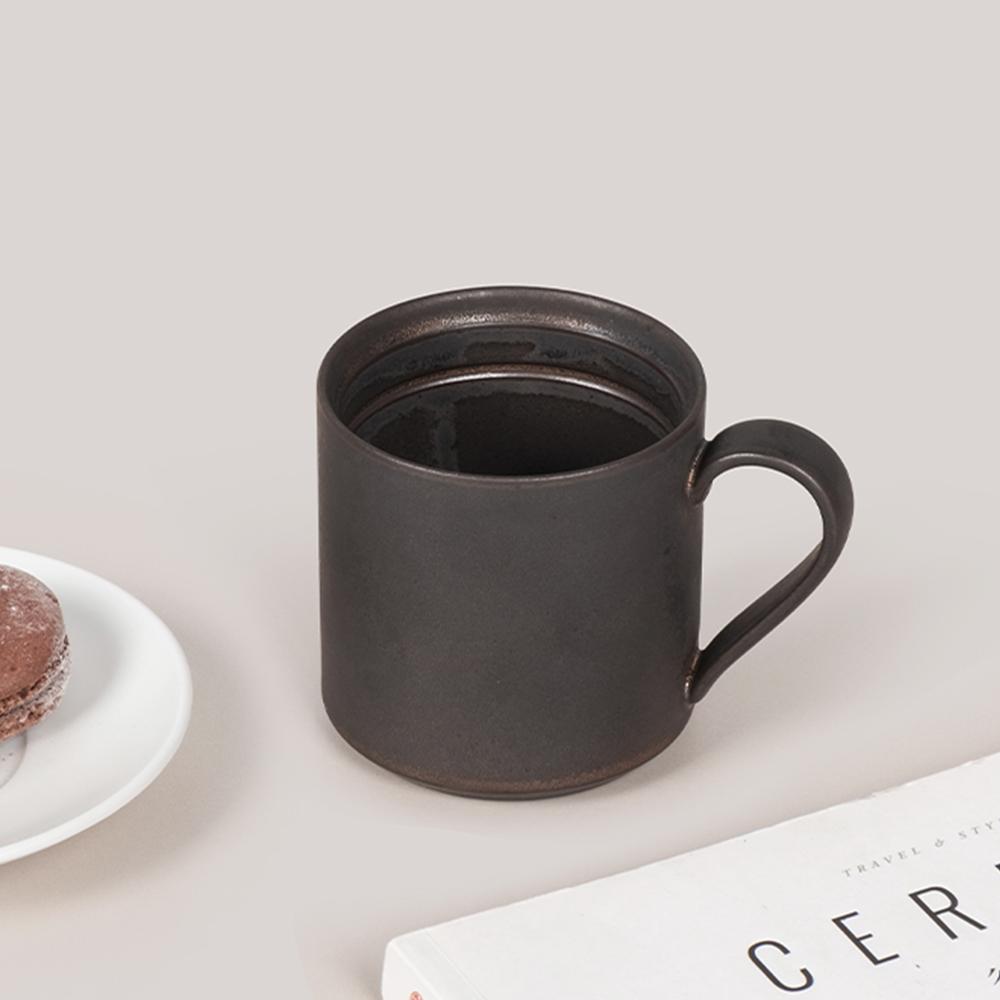 TIMEMORE 泰摩|陶瓷掛耳咖啡杯-金剛黑