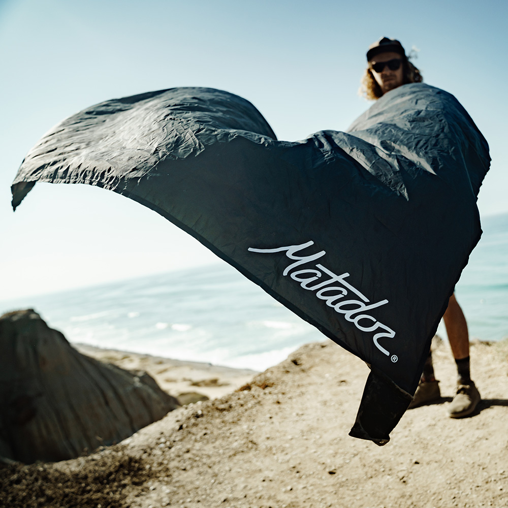 Matador 鬥牛士Pocket Blanket 3.0 戶外迷你口袋型野餐墊 2-4人用