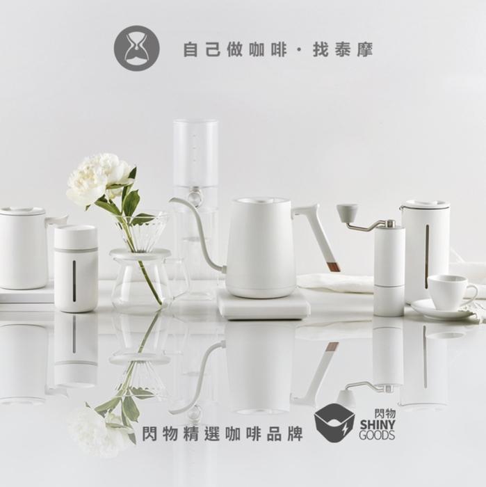 TIMEMORE 泰摩|淨白型咖啡濾紙-100張(01號 V形濾紙)