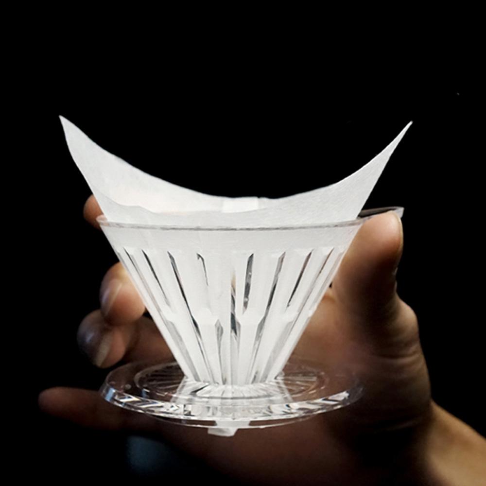 TIMEMORE 泰摩|淨白型咖啡濾紙(日本製)-100張(02號 V形濾紙)