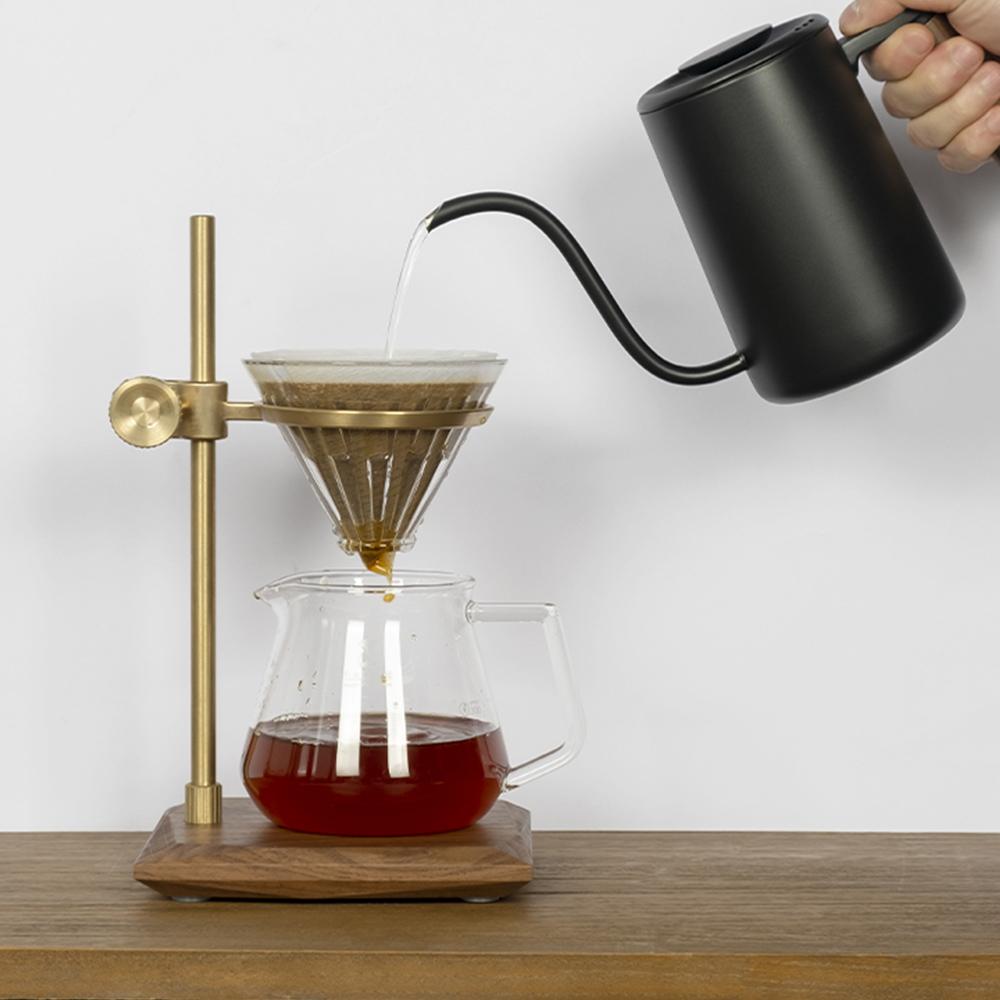 TIMEMORE 泰摩|MUSE木思咖啡手沖架-復古銅