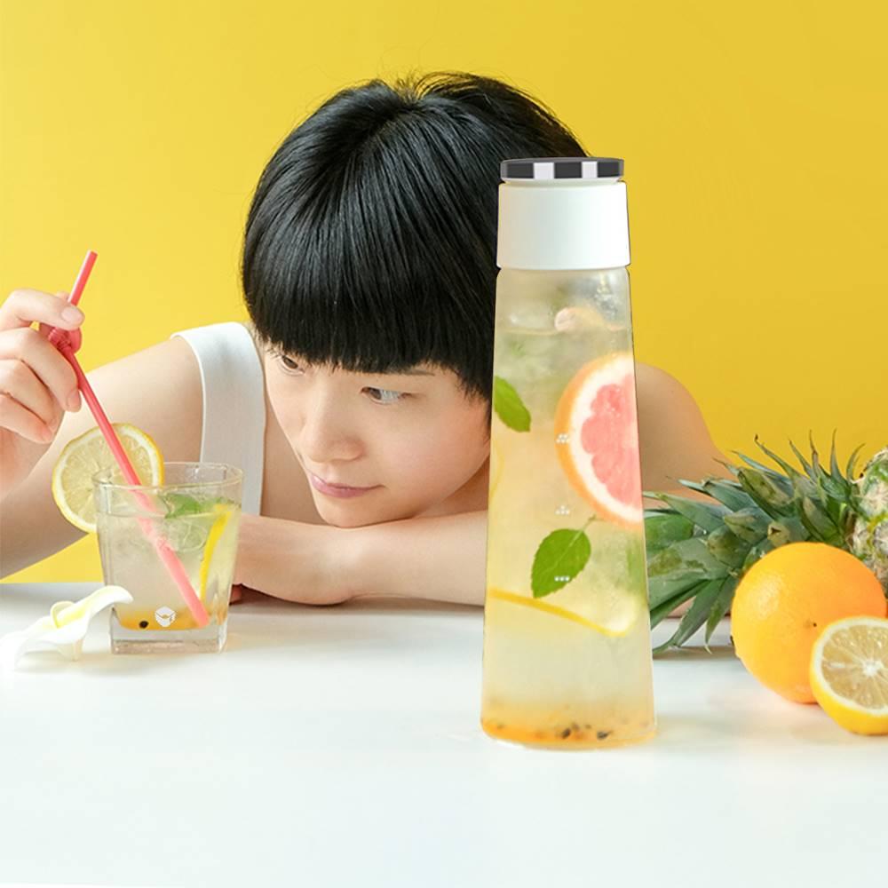 TIMEMORE 泰摩|冷泡咖啡冰錐瓶600ml-黑(冷泡壺/冷泡茶/冷泡瓶)