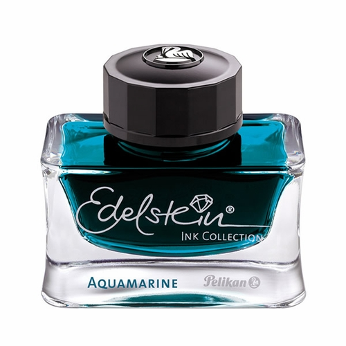 pelikan│2016古典鋼筆專用逸彩墨水*aquamarine