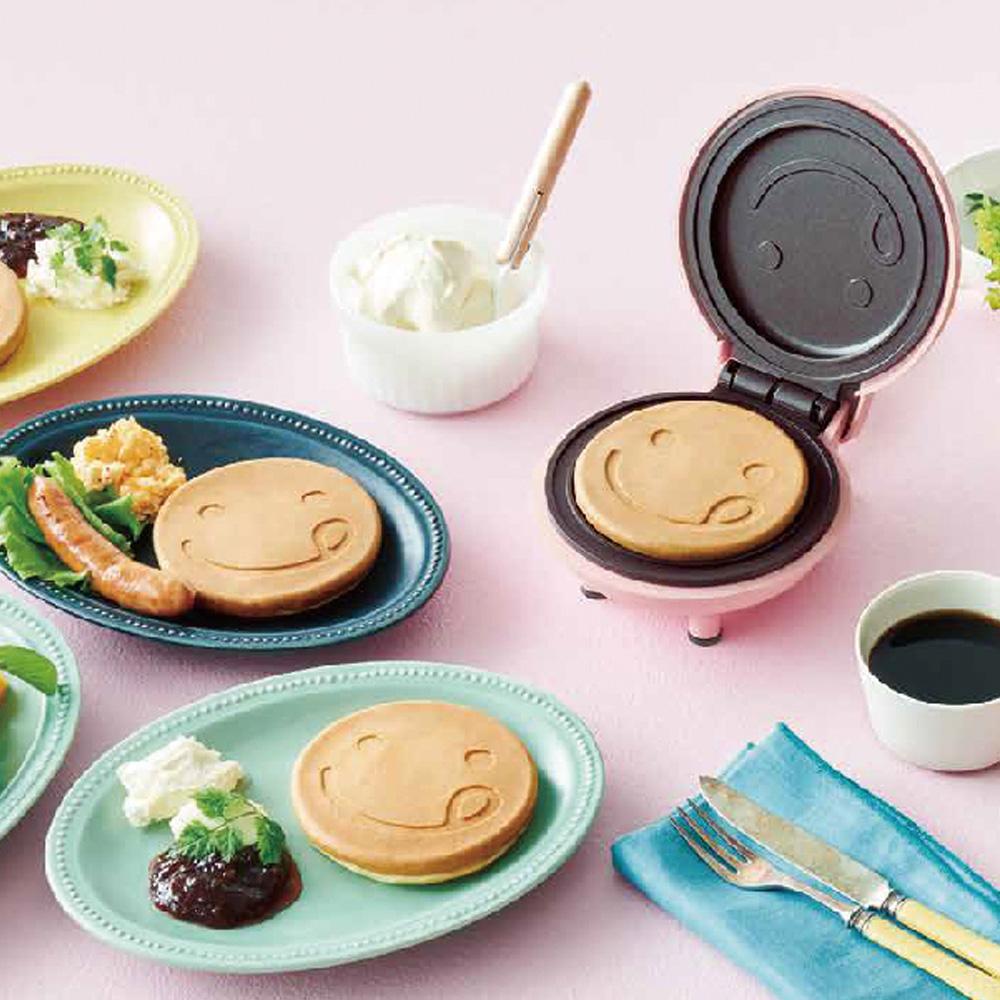 recolte 日本麗克特|Mini 迷你鬆餅機