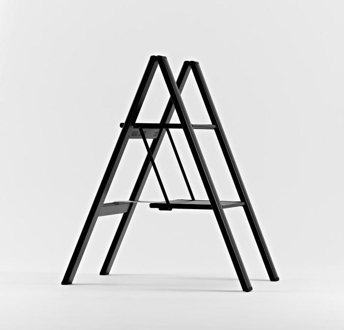 (複製)【長谷川Hasegawa設計好梯】SJ-5BA 設計傢俱梯 銀色-2階(56cm)