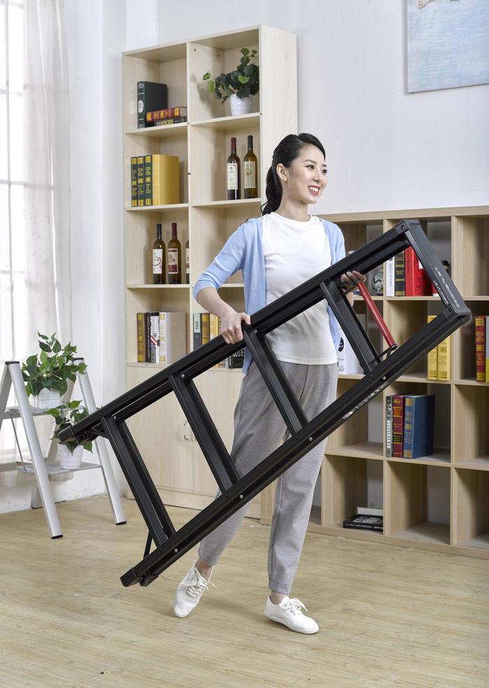 長谷川專用腳立腳輕系列 -霧黑時尚設計 RZB-15