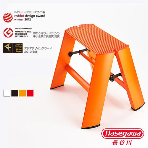 長谷川|Lucano設計傢俱梯 一階橘色-1階(24cm)