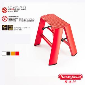 長谷川|Lucano設計傢俱梯 一階紅色-1階(24cm)