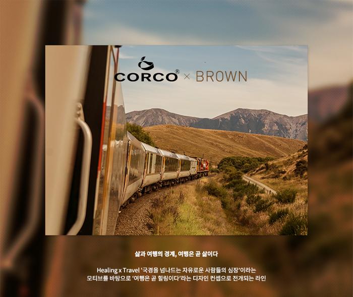 CORCO|軟木雙肩後背包-復古黑