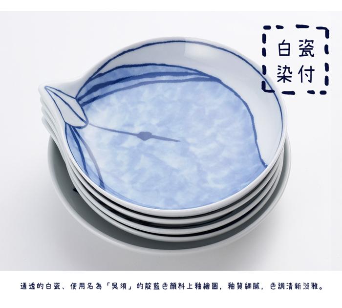 (複製)石丸波佐見燒|neco 貓餐碟禮盒(5件組)