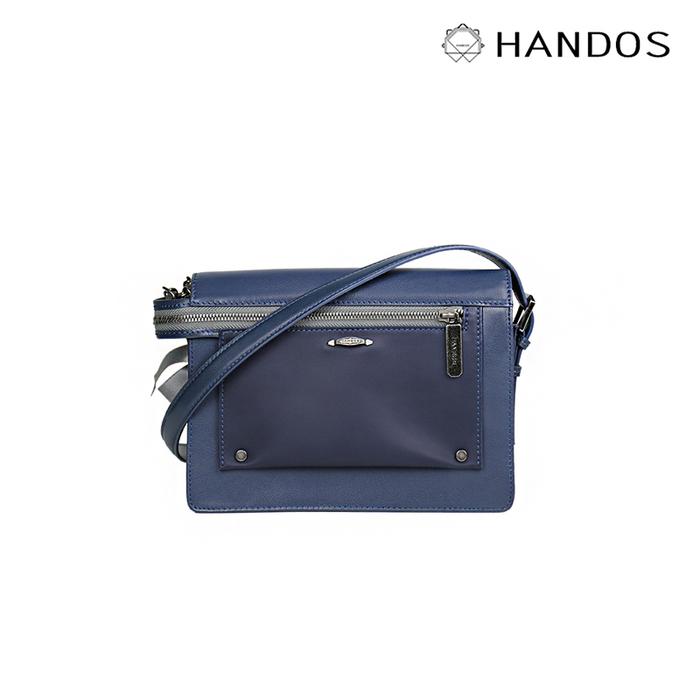 (複製)HANDOS Pocket 蝴蝶結系列肩背包 - 黑 x 綠