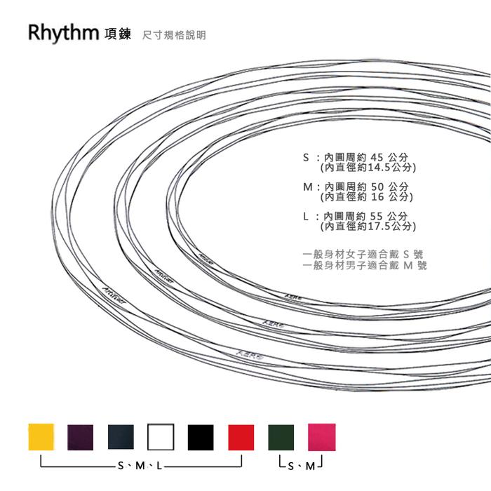 【Artificer】 RHYTHM 項鍊-黃色