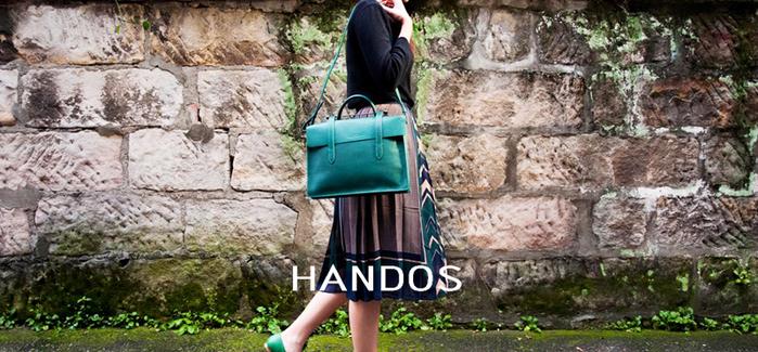 (複製)HANDOS|單拉鍊短夾