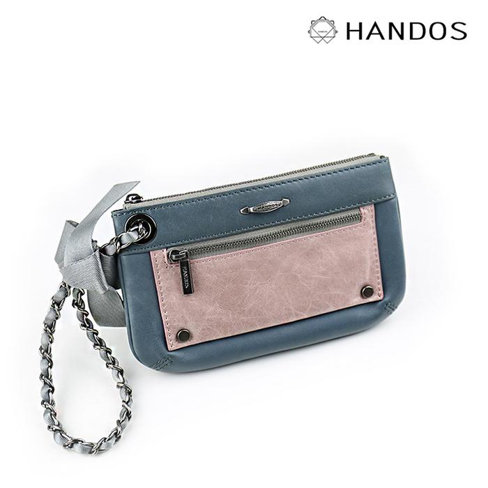 (複製)HANDOS Bracelet 蝴蝶結手拿包 - 草綠