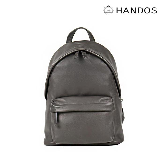 (複製)HANDOS|David 精緻輕便皮革後背包 - 粉霜
